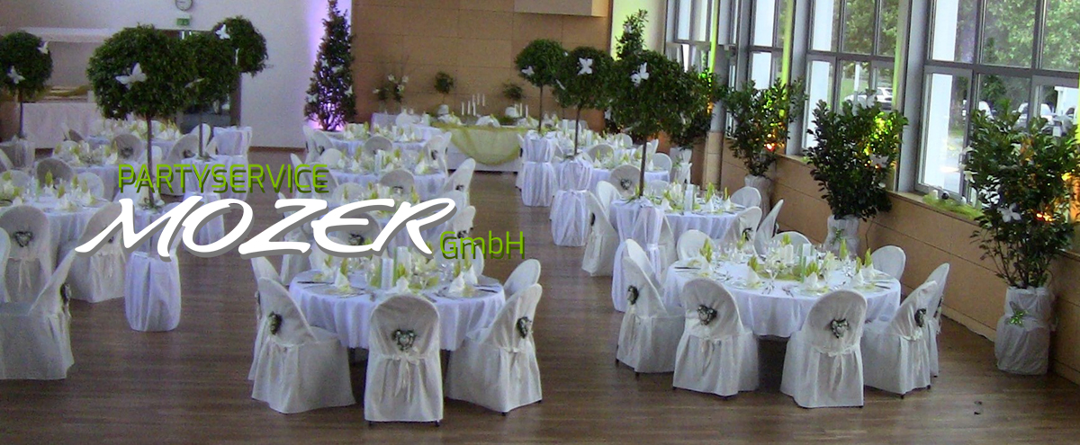 Partyservice Kirchberg (Murr) » 🥇 MOZER ✔ Catering, Buffets