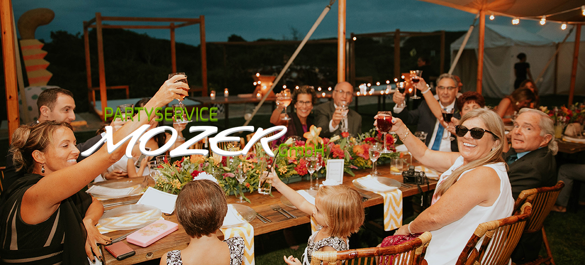Partyservice Leingarten » 🥇 MOZER ✔ Catering, Eventcatering
